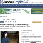 Alaskan realtity show shakeup