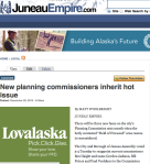 New planning commissioners inherit hot issue