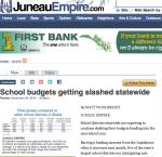 School budgets getting slashed statewide